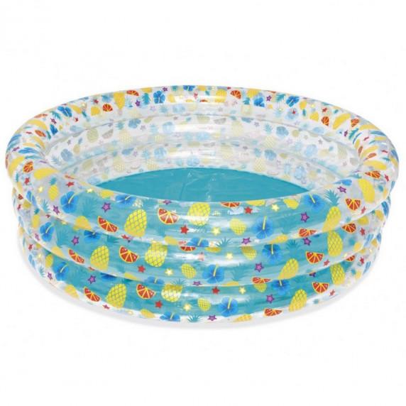 BESTWAY detský bazén TROPICAL 170 x 53 cm 51048