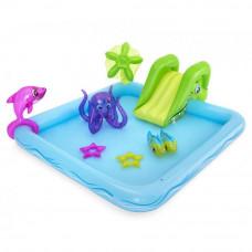 BESTWAY detský bazén AKVARIUM + príslušenstvá 53052 Preview