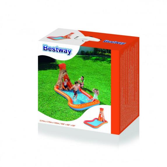 BESTWAY detský bazén Vulkan Island 277 x 175 x 150 cm 53063