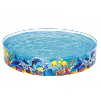 BESTWAY detský bazén Odyssea 244 x 46 cm 55031
