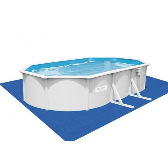 BESTWAY Hydrium rodinný oceľový bazén 610 x 360 x 120 cm + piesková filtrácia 56369