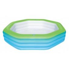 BESTWAY detský bazén Oktagon 251 x 251 x 51 cm 54119 Preview
