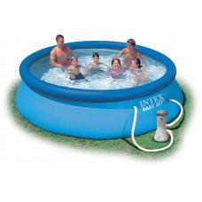 INTEX Easy Set rodinný bazén 366 x 76 cm 28132NP s kartušovou filtráciou Preview