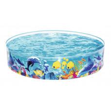 BESTWAY detský bazén Odyssea 152 x 30 cm 55030 Preview