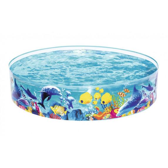 BESTWAY detský bazén Odyssea 152 x 30 cm 55030