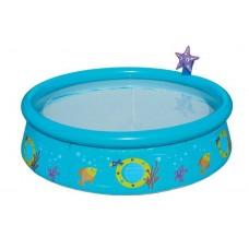 BESTWAY detský bazén ryby + sprcha 57326 Preview