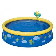 BESTWAY detský bazén veličky + sprcha 57326 Preview