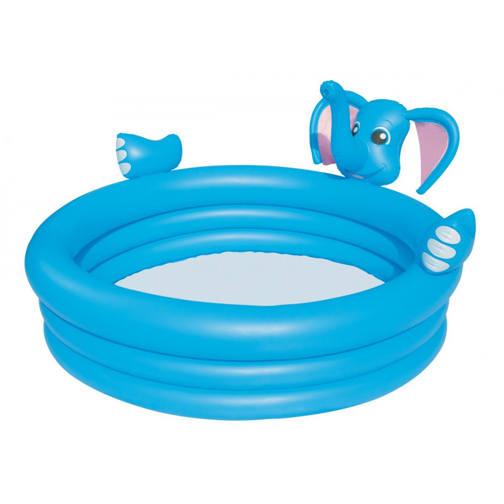 59322b0d4f BESTWAY detský bazén Sloník so sprchou 152 x 74 cm 53048 ...
