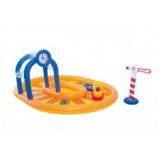 BESTWAY detský bazén Vláčik 285 x 224 x 119 cm 53061