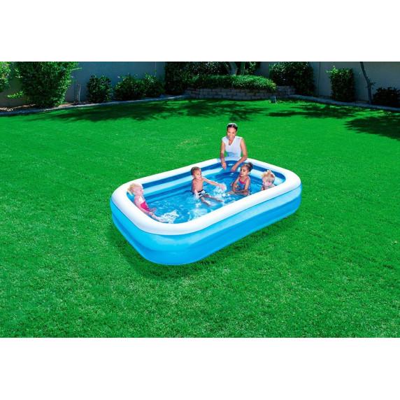 BESTWAY detský bazén Family veľký 262 x 175 x 51 cm 54006