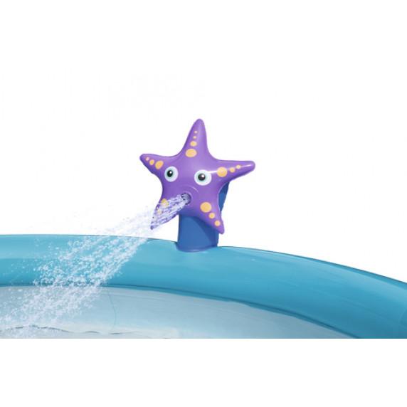 BESTWAY detský bazén ryby + sprcha 57326