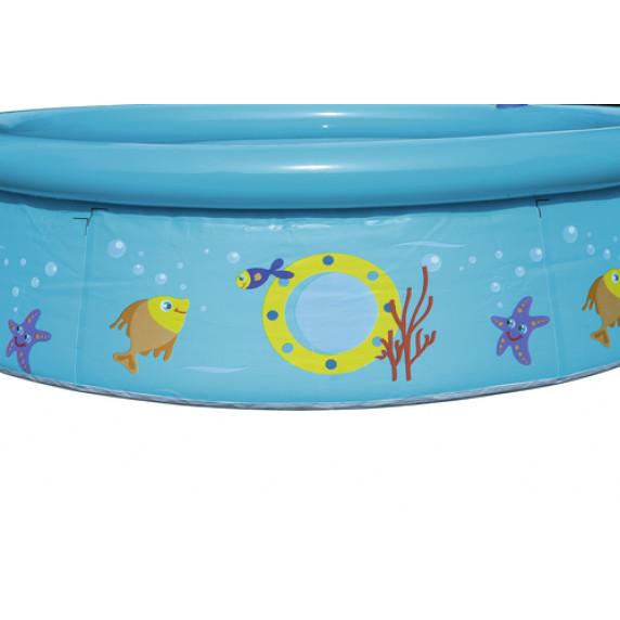 BESTWAY detský bazén Ryby 152 x 38 cm 57326