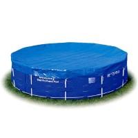 BESTWAY krycia plachta na bazén s konštrukciou s priemerom 244 cm 58301