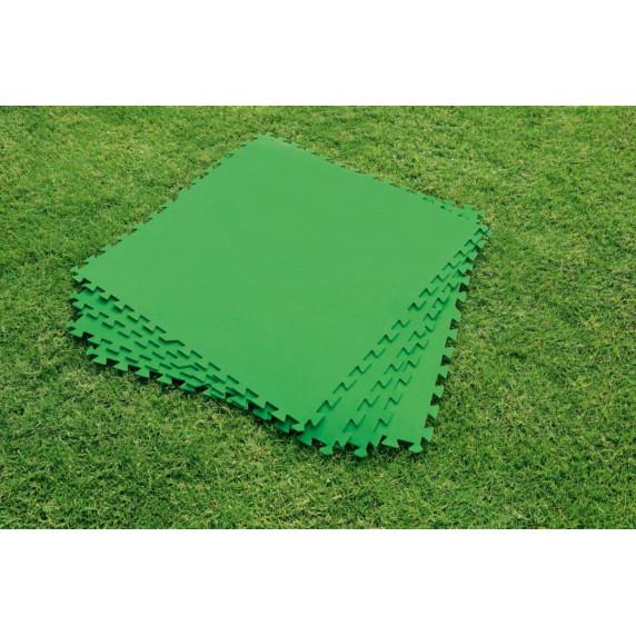Bazénová podložka puzzle 9 ks 78 x 78 cm BESTWAY