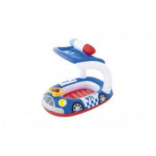 Nafukovací čln autíčko BESTWAY 34103 - modrý