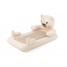 Nafukovacia posteľ pre deti Macík 188 x 109 x 89 cm Bestway