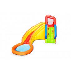 Nafukovacia šmykľavka s bazénom Bestway Splash Tower 53347 Preview