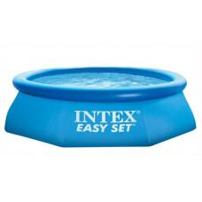 INTEX Easy Set samonosný rodinný bazén s kartušovou filtráciou 244 x 76 cm 28112NP Preview
