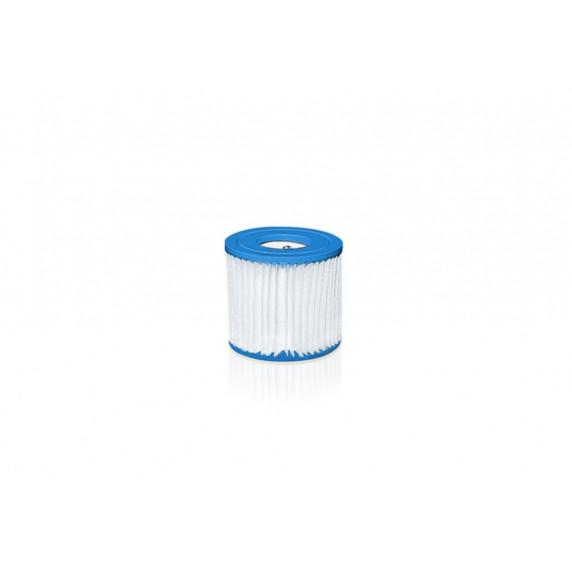 INTEX Easy Set samonosný rodinný bazén s kartušovou filtráciou 244 x 76 cm 28112NP + + dávkovač chemikálii