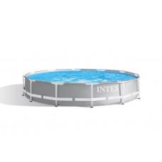 INTEX Prism Frame rodinný bazén s konštrukciou 366 x 76 cm  + kartušová filtrácia 26712NP Preview