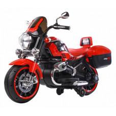 Detská elektrická motorka 1200CR Inlea4Fun SUPER MOTO - červená Preview
