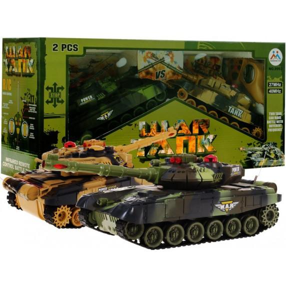 RC Tank WAR SET 2ks