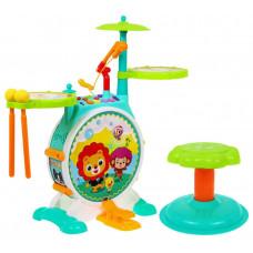 Inlea4Fun HOLA Detské bubny pre najmenších Preview
