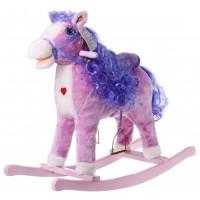 Hojdací koník Princess violet