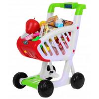 Nákupný vozík Inlea4Fun KIDS SUPERMARKET