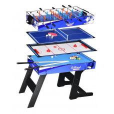 Inlea4Fun Multifunkčný hrací stôl 4 v 1 Preview