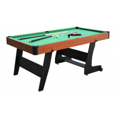 Inlea4Fun Biliardový stôl 6' ft 182 x 96 cm Preview