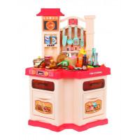 Detská interaktívna kuchynka s doplnkami Inlea4Fun WESTERN KITCHEN