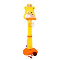 Inlea4Fun Detský basketbalový set Žirafa