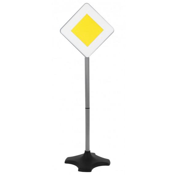 Detské dopravné značky 81 cm Inlea4Fun TRAFFIC SIGN