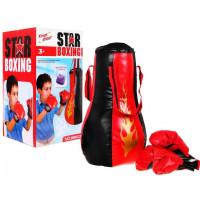 Inlea4Fun STAR BOXING Súprava na boxovanie pre deti