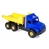 Inlea4Fun veľký sklápač pre deti - modrá
