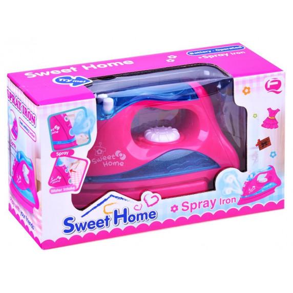 Detská naparovacia žehlička Inlea4Fun SWEET HOME