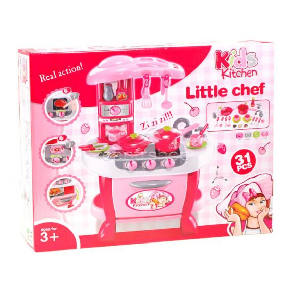 Inlea4Fun kuchynka pre deti Little Chef