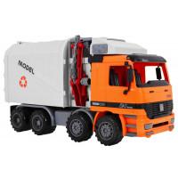 Smetiarske auto 37 cm Inlea4Fun Garbage Truck