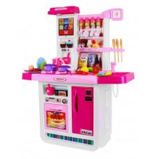 Detská kuchynka s príslušenstvom Inlea4Fun DELICOUS DRESSING - ružová Preview