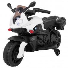 Inlea4Fun Shadow elektrická motorka - biela Preview