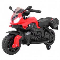 Inlea4Fun Shadow elektrická motorka - červená Preview