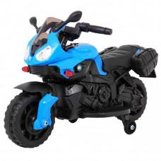 Inlea4Fun Shadow elektrická motorka - modrá Preview