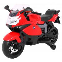 Elektrická motorka Inlea4Fun BMW K1300S - červené
