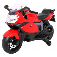 Elektrická motorka Inlea4Fun BMW K1300S - červené Preview