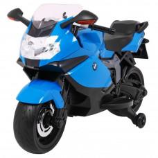 Elektrická motorka Inlea4Fun BMW K1300S - modrá Preview