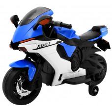 Elektrická motorka R1 Superbike - modrá Preview