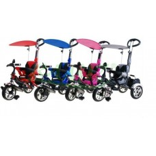 Inlea4Fun Trojkolka SporTrike CLASSIC AIR Preview