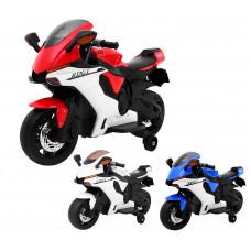 Elektrická motorka R1 Superbike Preview