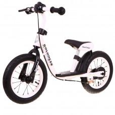 "Inlea4Fun Cykloodrážadlo BALANCER 12"" - biele Preview"